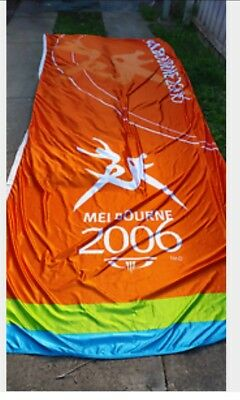 Melbourne 2006 Commonwealth Games Official and genuine flags banners memorabilia