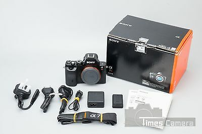 Sony Alpha A7R A7-R 36MP Full Frame Mirrorless Digital Camera Body, E-Mount FE E