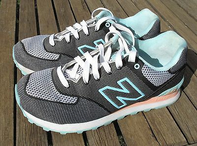 New Balance 574 Elite Edition Womens Trainers Size 8 US Runners Shoes
