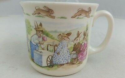 Royal Doulton Bunnykins 1988 Peter Rabbit Cup