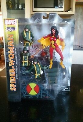 Marvel Select Spider Woman