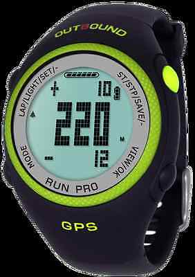 Mini Pro GPS and HRM watch by OUTBOUND