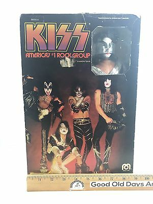 KISS 1978 Peter Mego Doll in box.