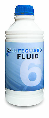 ZF 6 Speed Automatic Transmission fluid 1L suit Ford Falcon Territory
