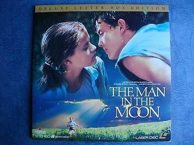 THE   MAN   iN   THE   MOON  >  TEEN   DRAMA  >  LASERDiSC  >>  GOOD  CONDiTiON
