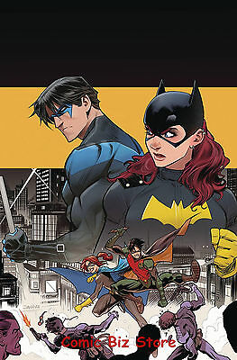 Batgirl #14 (2017) 1St Printing Bagged & Boarded Dc Universe Rebirth