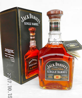 Jack Daniels 1915 Gold Medal Tennessee Whiskey 750ml 45% Box & unregisteredTag