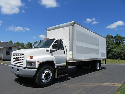07 Gmc C7500 Box Truck 24' Diesel (Cdl Not Required) 2 Trucks Available!!!