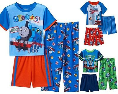 Thomas the Train Boys Pajamas NEW