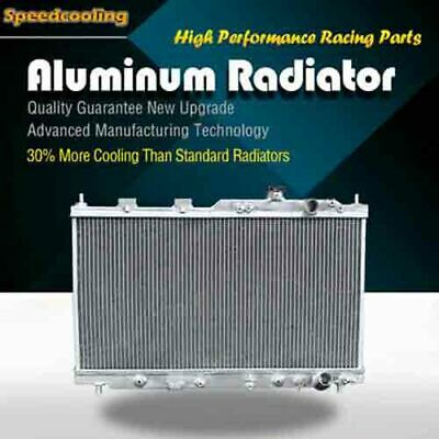 1741 Aluminum Radiator For Acura Integra 1.8L L4 1994-2001 2Row B18 speedcooling