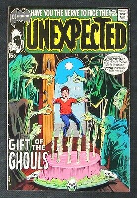 Unexpected #124 (1971) High Grade Neal Adams Cover DC VF/NM 9.0 CA235