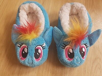 18-24months My Little Pony slippers