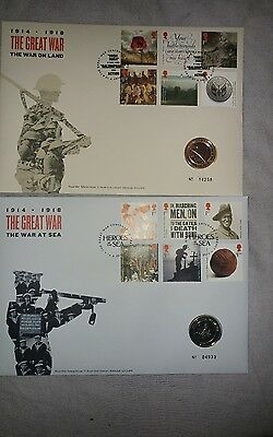 the royal mail coin and stamp sets