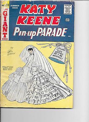 Katy Keene Pin-Up Parade  #11