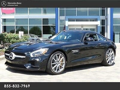 2016 Mercedes-Benz Other Base Coupe 2-Door AMG GTS, MB CERTIFIED PRE-OWNED, LIKE NEW & PRICED TO SELL!!!!!!!
