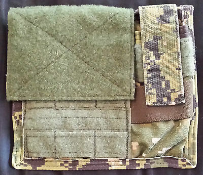 New Aor2 5A2 Eagle Industries Admin Molle Gp Pouch W/light 12/10 Seal Devgru