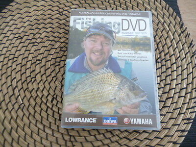 the fishing dvd number 13   2 hours of fishing action salt and freshwater