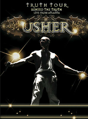 Usher: Truth Tour - Behind the Truth Live from Atlanta DVD (2006)
