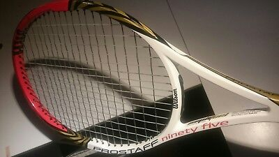 WILSON BLX PRO STAFF SIX ONE 95 TENNIS RACQUET 4 3/8 Signature Series