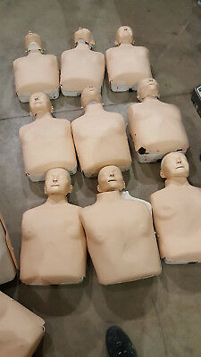 Laerdal CPR ALDULT TRAINING BUST  THIS IS FOR  ONE