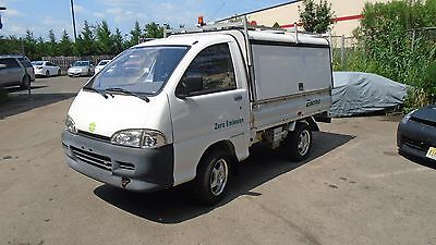2010 electric vehicle MINI TRUCK LOW MILES L@@K ONLY 236 MILES GOLF CART