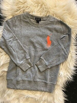 Clearance Sale+ Free Postage! New Young Kids Ralph Lauren Jumper Size 7