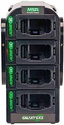 MSA Safety 10127422 Multi-Unit Charger GX2 Altair 4X North America Plug