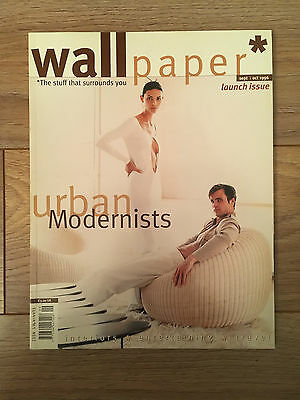 WALLPAPER magazine issues #1-10 Tyler Brule EXCELLENT CONDITION 10 MAGAZINES
