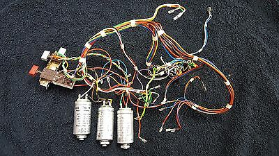 Revox A77 wiring with three Elo's