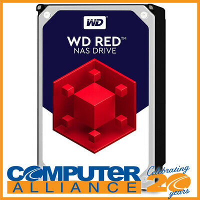 "10TB WD 3.5"" SATA 6Gb/s Red HDD PN WD100EFAX"