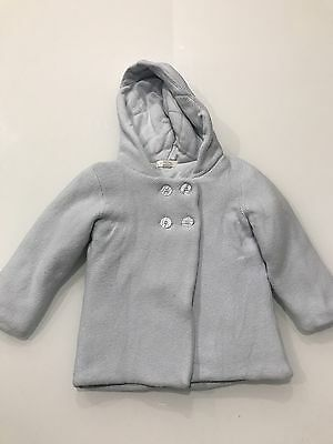 Pure Baby 6-12 Months Hooded Jacket | Preloved