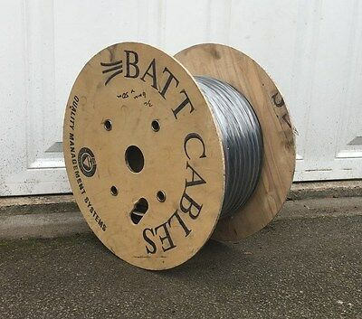 50 mtrs of 3 Core 6mm XLPE Armoured Cable SWA