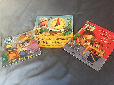 Book Bundle Of Harry And His Bucketful Of Dinosaurs