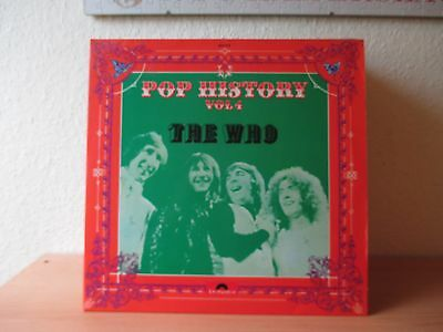 The Who  - Pop History Vol.4