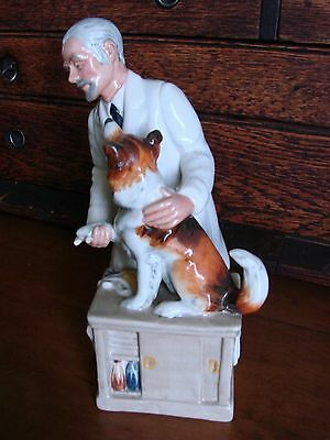 Royal Doulton Thanks Doc Vet Figurine
