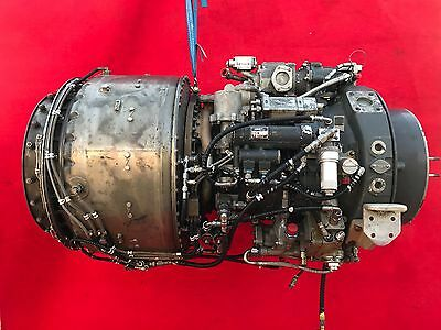 T55-L-712F Boeing Chinook C47 Helicopter Turbine Engine