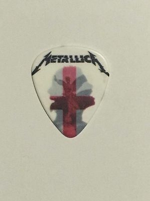 METALLICA GUITAR PICK JULY 19th  2017 MONTREAL, QC