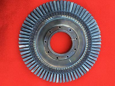 T55L-712F GP Second stage wheel Lycoming P/N:2-121-058-09F