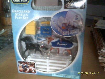 "Breyer ""Elvis"" Graceland Stables Play Set"