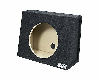 Bbox 12 Inch Subwoofer Speaker Boxes And Enclosure Single Sealed Truck