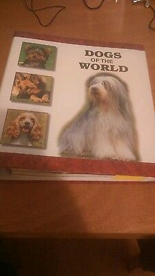 Dogs of the World Atlas Edition binder inc inserts