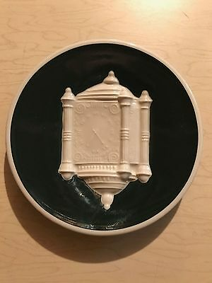 Chicago Icon - Marshall Field Clock Collector Plate