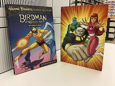 Birdman & the Galaxy Trio Show: The Complete Series, Acceptable DVD, Various, Va