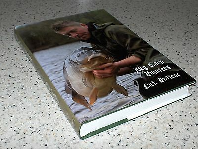 Nick Helleur book. *NEW*. First Edition. Fishing and Carp Books.