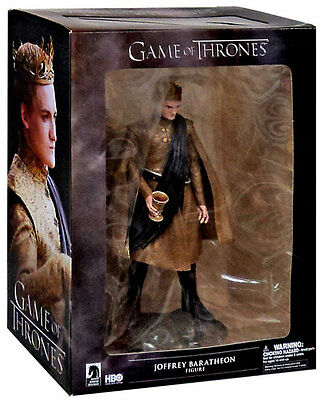 "GAME OF THRONES - Joffrey Baratheon 7"" Boxed Figure (Dark Horse Comics) #NEW"