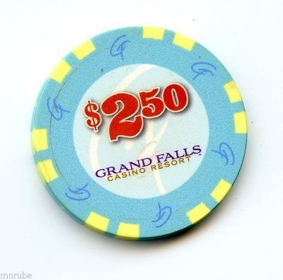 2.50 Chip from the Grand Falls Casino in Larchwood Iowa