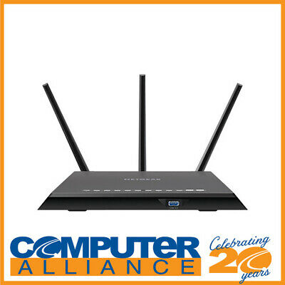 Netgear R7000P Nighthawk Wireless-AC2300 MU-MIMO Dual Band Router