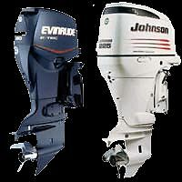 EVINRUDE JOHNSON OUTBOARD 1971-2003 1.25hp-300hp WORKSHOP MANUAL ON CD