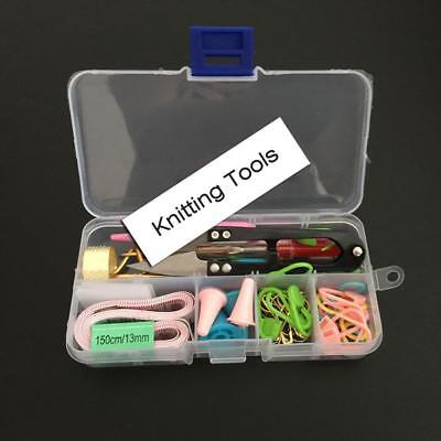 Basic Sewing Knitting & Crochet Tools Accessories Supplies Use For Embroidery FQ