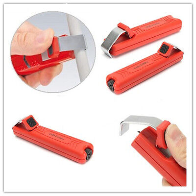 8-28mm Wire Stripper For Rubber PVC Cable Stripping Cutter Plier Crimping Tool